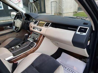 usata Land Rover Range Rover Sport Range Rover 3.0 Td6 HSE Legno