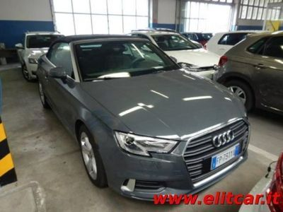 usata Audi A3 Cabriolet 2.0 TDI S tronic SPORT