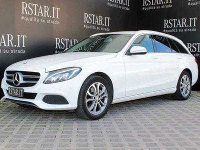 używany Mercedes C220 d S.W. Auto Sport