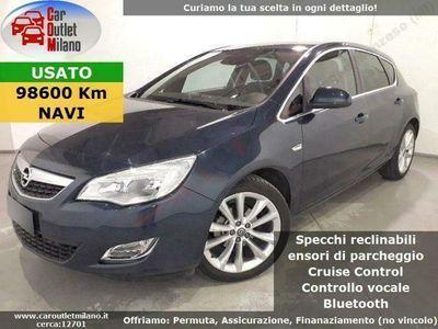 usata Opel Astra Cosmo 2018 1.6 B 116CV 5Man 5P Blu