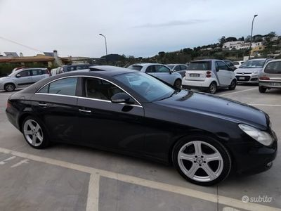 usata Mercedes CLS320 KM 73.000 TETTO c. AUTOMATICO