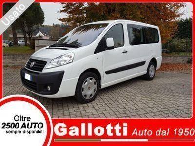usata Fiat Scudo 2.0 MJT/130 PANORAMA 8 posti PASSO LUNGO (M1) +IVA