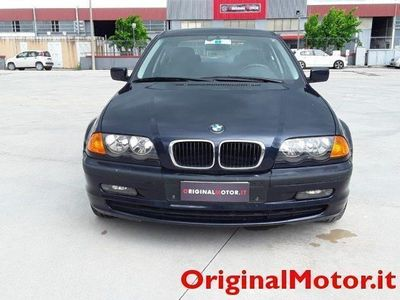 used BMW 320 d turbodiesel cat 4 porte
