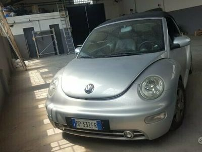 usata VW Beetle New- 1998