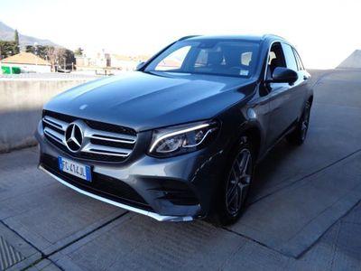 second-hand Mercedes GLC250 d 4Matic Premium del 2016 usata a Albenga