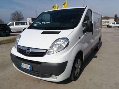 usado Opel Vivaro 27 2.0 CDTI 120CV PC-TN Furgone Fap