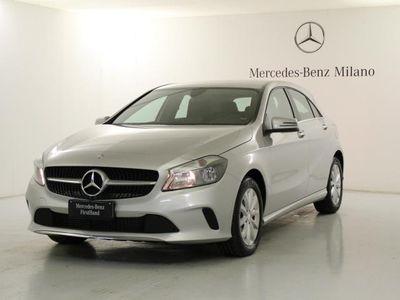usata Mercedes A180 d Executive