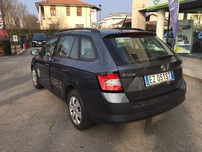 usata Skoda Fabia Fabia1.4 TDI 90 CV DSG Wagon Ambition