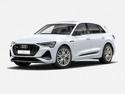 usata Audi 50 e-tron e-tronquattro S line edition nuova a Bolzano/Bozen