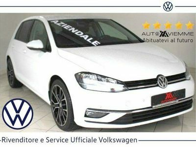 usata VW Golf 1.5 TSI ACT 5p. Sport BlueMotion Technology
