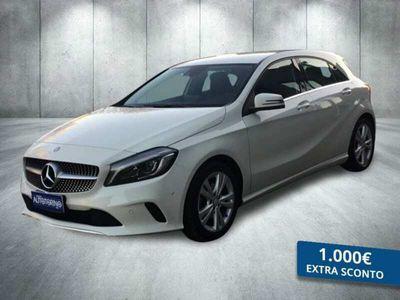 usata Mercedes A200 CLASSE Ad Sport auto my16