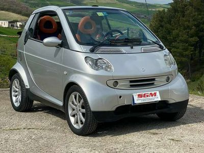 usata Smart ForTwo Cabrio 700 passion (45 kW)