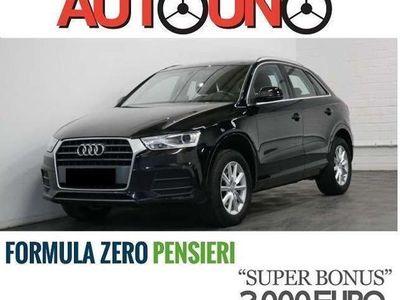 usata Audi Q3 1.4 TFSI ultra SPORT + NAVI