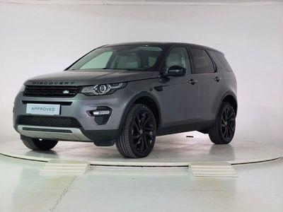 usata Land Rover Discovery Sport Discover