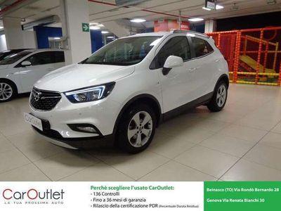 usata Opel Mokka X 1.6 CDTI Ecotec 4x2 Start&Stop Advance