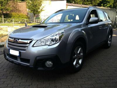 usata Subaru Outback 2.0D CVT Adventure