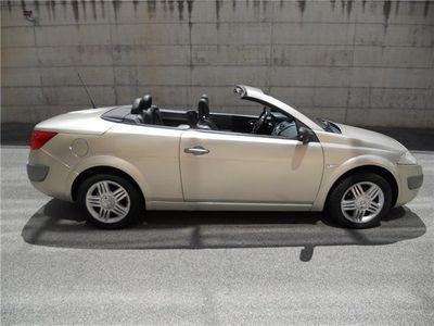 usata Renault Mégane Cabriolet 1.9 Dci 120cv. Usato