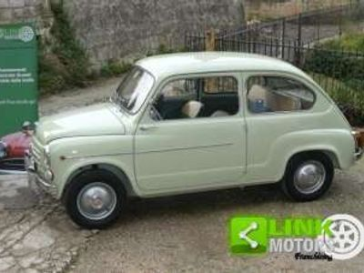 used Fiat 600D asi benzina