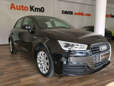 usata Audi A1 SPB 1.6 TDI S Tronic 116 CV SLine