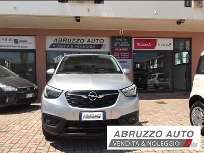 usata Opel Crossland X 1.5 ECOTEC D 102 CV 2019
