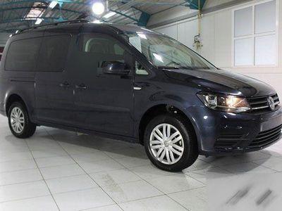 usado VW Caddy Maxi Trendline 7-sitzer Navi