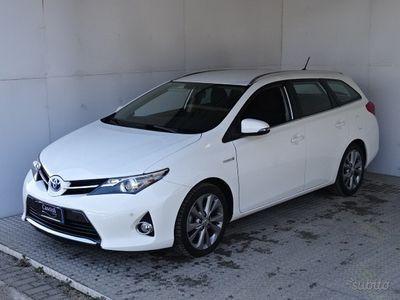 brugt Toyota Auris Hybrid Touring Sport- 2014 - km190000