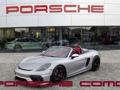 usata Porsche Boxster Spyder 4.0 - vettura introvabile - pronta consegna