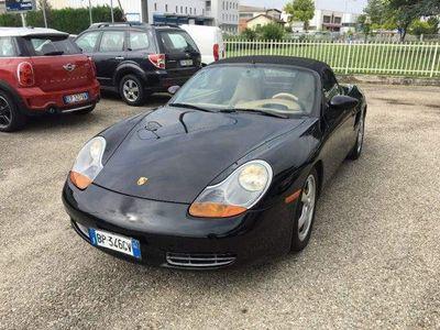 gebraucht Porsche Boxster 2.5i 24V cat usato