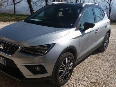 brugt Seat Arona 1.6 115cv ex- 2018 importo Finanziabile