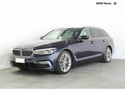 usata BMW 520 Serie 5 d Touring Luxury