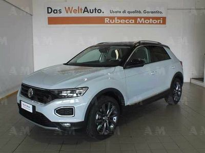 brugt VW T-Roc 1.5 TSI ACT Advanced BlueMotion Technology
