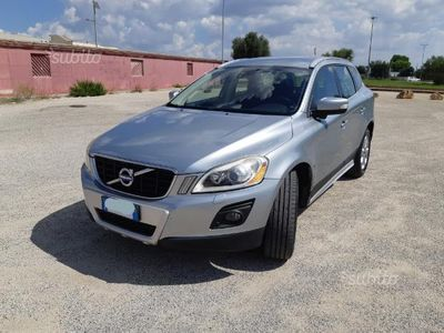 used Volvo XC60 argento fine 2009 automatico, full, 4wd