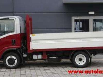 usata Iveco Daily ISUZU NPR ruote gemellate CASSONE NNR85-D5A Diesel