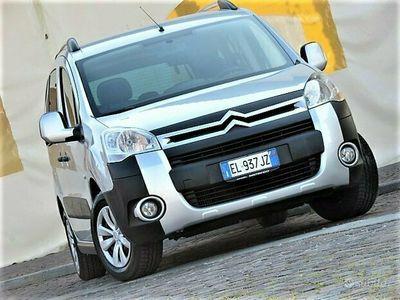 usata Citroën Berlingo 1.6 8V HDi 110CV FAP XTR Theatre 5 POSTI ESEMPLARE
