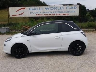 used Opel Adam 1.2 70 CV Glam