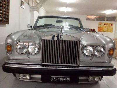 usata Rolls Royce Corniche Cabrio la Regina