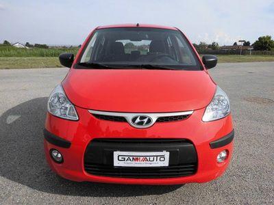 used Hyundai i10 1.1 BZ/GPL