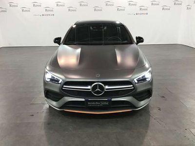usata Mercedes CLA250 CLA coupe 250 Premium 4matic auto