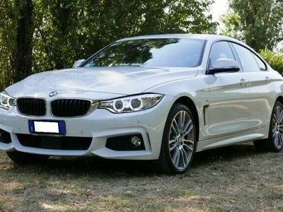 usata BMW 435 Gran Coupé d xDrive Msport EURO6B Diesel