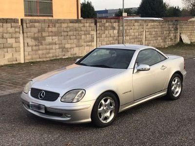 usata Mercedes SLK200 cat Kompressor Evo
