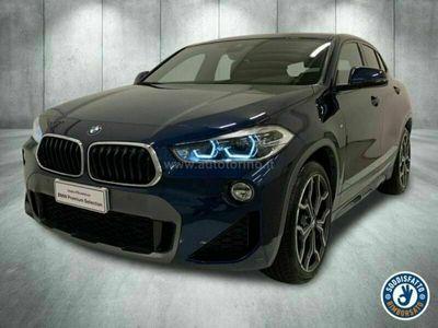 usata BMW X2 X2xdrive20d Msport X auto