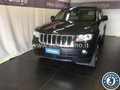 brugt Jeep Grand Cherokee g.cherokee 3.0 crd Overland auto