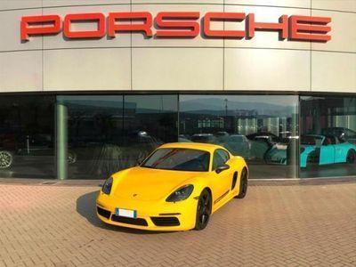 usata Porsche 718 Cayman 2.0 T