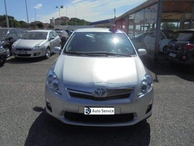 gebraucht Toyota Auris 1.8 HSD 5 porte Executive Hybrid ECOLOGICA