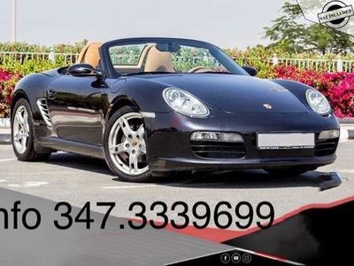 usata Porsche Boxster 2.7 KM 121.000 *PERFETTA* SERVICE BOOK