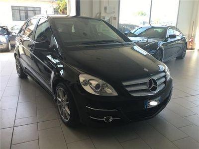 usata Mercedes 180 Classe B -enzLueefficiency Premium Gpl Navi Usato