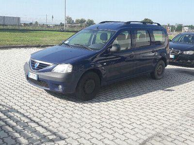 usata Dacia Logan MCV 1.6 5 posti Lauréate