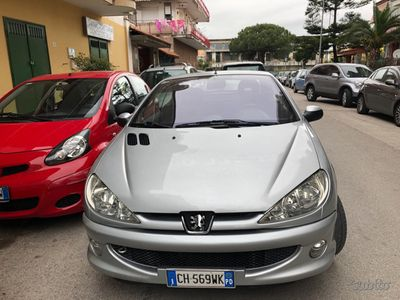 second-hand Peugeot 206 CC 1.6 16V CC