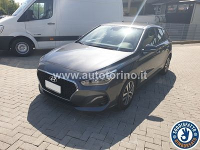 usata Hyundai i30 I30 SWWagon 1.6 CRDi 110CV E6 Go! MY2017