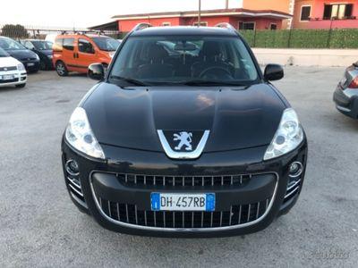 brugt Peugeot 4007 2007 2.2 DIESEL 4x4 FELINE 7 POSTI